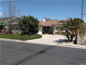 Photo of 11064 ANDASOL Avenue, Granada Hills, CA 91344 (MLS # SR18089031)