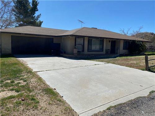 Photo of 16134 WELLS FARGO Avenue, Palmdale, CA 93591 (MLS # SR20041033)