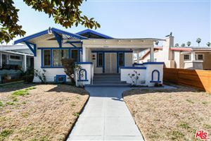 Photo of 5231 South ST ANDREWS Place, Los Angeles , CA 90062 (MLS # 18318034)
