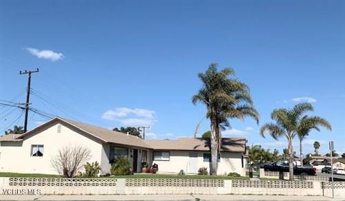 Photo of 3661 SAN JUAN Avenue, Oxnard, CA 93033 (MLS # 220002034)