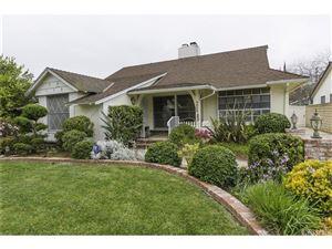 Photo of 4855 LONGRIDGE Avenue, Sherman Oaks, CA 91423 (MLS # SR18079034)