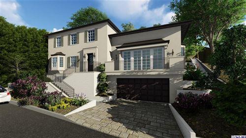 Photo of 1316 North JACKSON Street, Glendale, CA 91207 (MLS # 319004035)