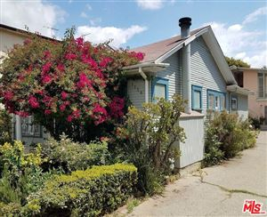 Photo of 1154 North OGDEN 1/2 Drive, West Hollywood, CA 90046 (MLS # 18335036)