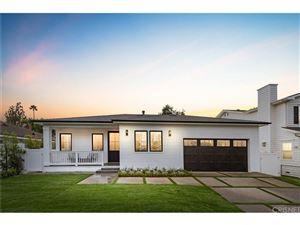 Photo of 16759 OTSEGO Street, Encino, CA 91436 (MLS # SR18112038)
