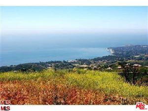 Photo of 0 LATIGO, Malibu, CA 90265 (MLS # 19480040)