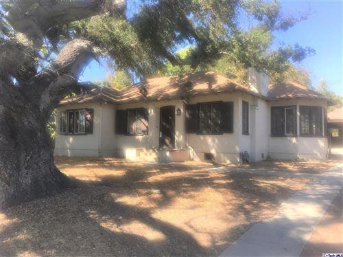 Photo of 1489 CASA GRANDE Street, Pasadena, CA 91104 (MLS # 319004040)