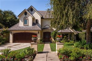 Photo of 4809 BURGOYNE Lane, La Canada Flintridge, CA 91011 (MLS # 818005041)
