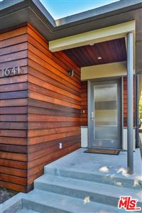 Photo of 1641 BERKELEY Street, Santa Monica, CA 90404 (MLS # 18398042)