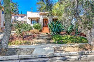 Photo of 5307 OAKLAND Street, Los Angeles , CA 90032 (MLS # 818005042)