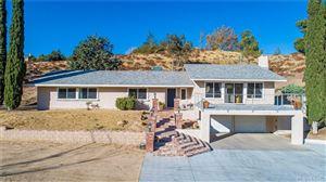 Photo of 8269 ELIZABETH LAKE Road, Leona Valley, CA 93551 (MLS # SR19263042)