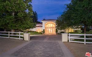 Photo of 5887 ANNIE OAKLEY Road, Hidden Hills, CA 91302 (MLS # 17276044)