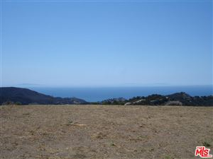 Photo of 0 RAMERA MOTORWAY, Malibu, CA 90265 (MLS # 18351044)