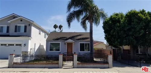 Photo of 12308 ALLIN Street, Culver City, CA 90230 (MLS # 19502044)