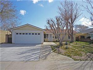 Photo of 43016 GUYMAN Avenue, Lancaster, CA 93536 (MLS # SR18064045)