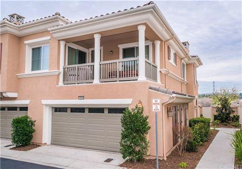 Photo of 23836 BRESCIA Drive, Valencia, CA 91354 (MLS # SR20015045)