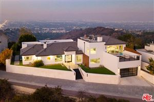Photo of 14380 MULHOLLAND Drive, Los Angeles , CA 90077 (MLS # 19490046)