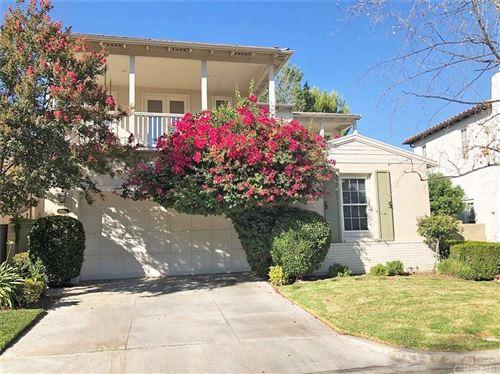 Photo of 24615 GARLAND Drive, Valencia, CA 91355 (MLS # SR20063046)
