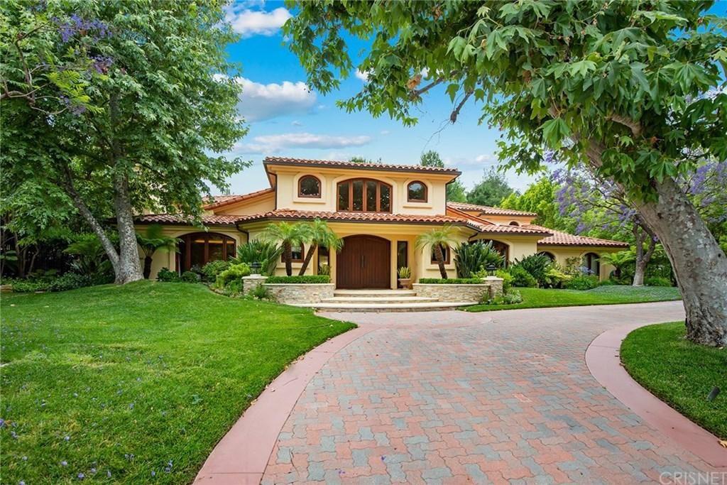 Photo for 6005 WILLIAM BENT Road, Hidden Hills, CA 91302 (MLS # SR19146046)