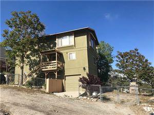 Photo of 3609 LOS PADRES Drive, Frazier Park, CA 93225 (MLS # SR19122047)