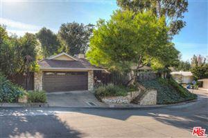 Photo of 11556 DONA CECILIA Drive, Studio City, CA 91604 (MLS # 18303048)