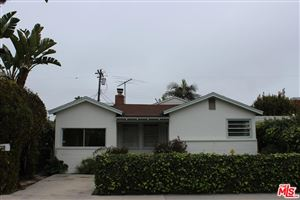 Photo of 2330 CLOY Avenue, Venice, CA 90291 (MLS # 18323048)