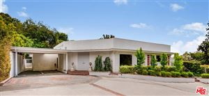 Photo of 1050 WOODLAND Drive, Beverly Hills, CA 90210 (MLS # 19464048)