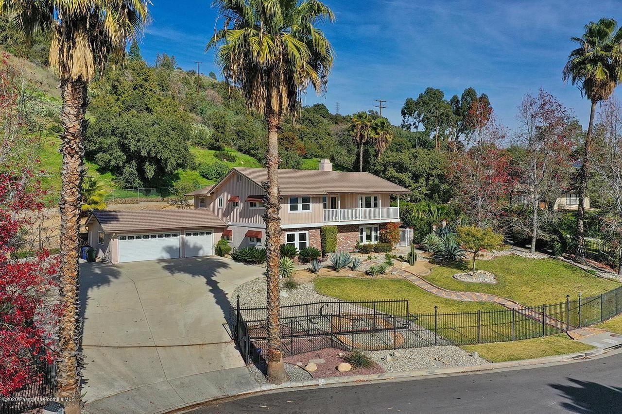 Photo of 2031 GARDI Street, Bradbury, CA 91008 (MLS # 820000048)