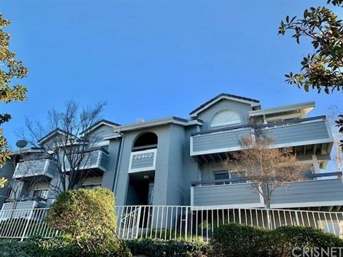 Photo of 26860 CLAUDETTE Street #155, Canyon Country, CA 91351 (MLS # SR20011049)