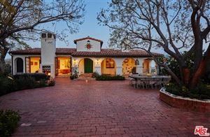 Photo of 6900 LOS TILOS Road, Los Angeles , CA 90068 (MLS # 18336050)
