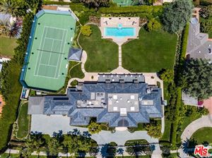 Photo of 912 BENEDICT CANYON Drive, Beverly Hills, CA 90210 (MLS # 18345050)