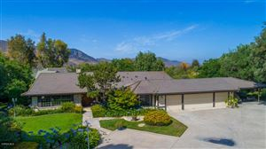Photo of 11808 PRADERA Road, Santa Rosa , CA 93012 (MLS # 218009050)