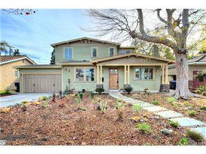 Photo of 4400 WOODLAND Avenue, Burbank, CA 91505 (MLS # SR19015050)