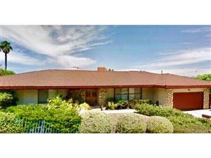 Photo of 16901 DORMIE Place, Encino, CA 91436 (MLS # SR18065051)