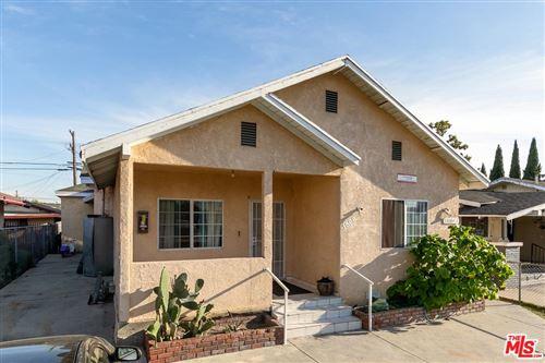 Photo of 1308 West 53RD Street, Los Angeles , CA 90037 (MLS # 19521052)