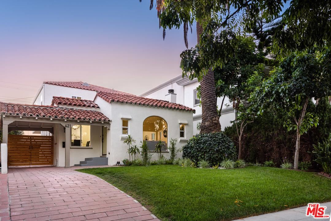 Photo of 421 South WETHERLY Drive, Beverly Hills, CA 90211 (MLS # 20550052)