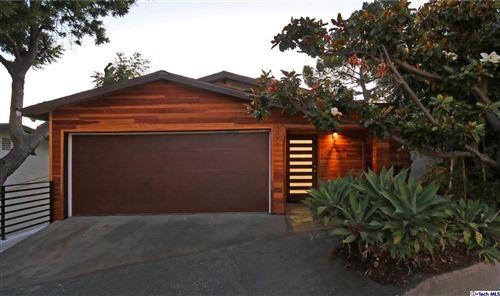 Photo of 3801 CAZADOR Street, Los Angeles , CA 90065 (MLS # 319004054)