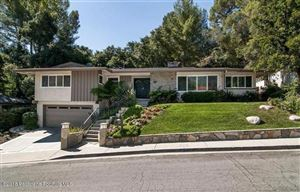 Photo of 4124 LANTERMAN LANE Lane, La Canada Flintridge, CA 91011 (MLS # 818001054)