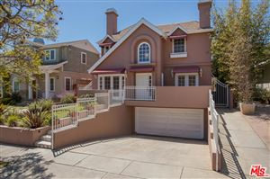 Photo of 411 BEIRUT Avenue, Pacific Palisades, CA 90272 (MLS # 18345058)