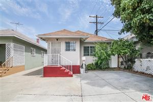 Photo of 2615 West 17TH Street, Los Angeles , CA 90019 (MLS # 18363058)