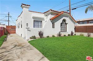 Photo of 1815 West 83RD Street, Los Angeles , CA 90047 (MLS # 19447058)