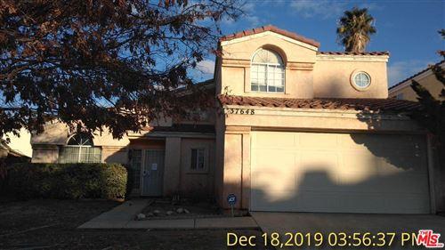 Photo of 37648 NECTARINE Drive, Palmdale, CA 93550 (MLS # 20545058)