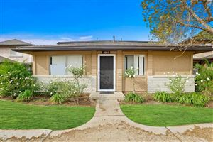 Photo of 2061 North AVENIDA REFUGIO #1, Simi Valley, CA 93063 (MLS # 218013058)