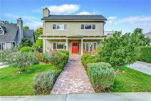 Photo of 331 South GRAND OAKS Avenue, Pasadena, CA 91107 (MLS # 818005058)