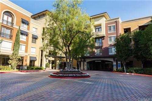 Photo of 24585 TOWN CENTER Drive #4106, Valencia, CA 91355 (MLS # SR20012058)