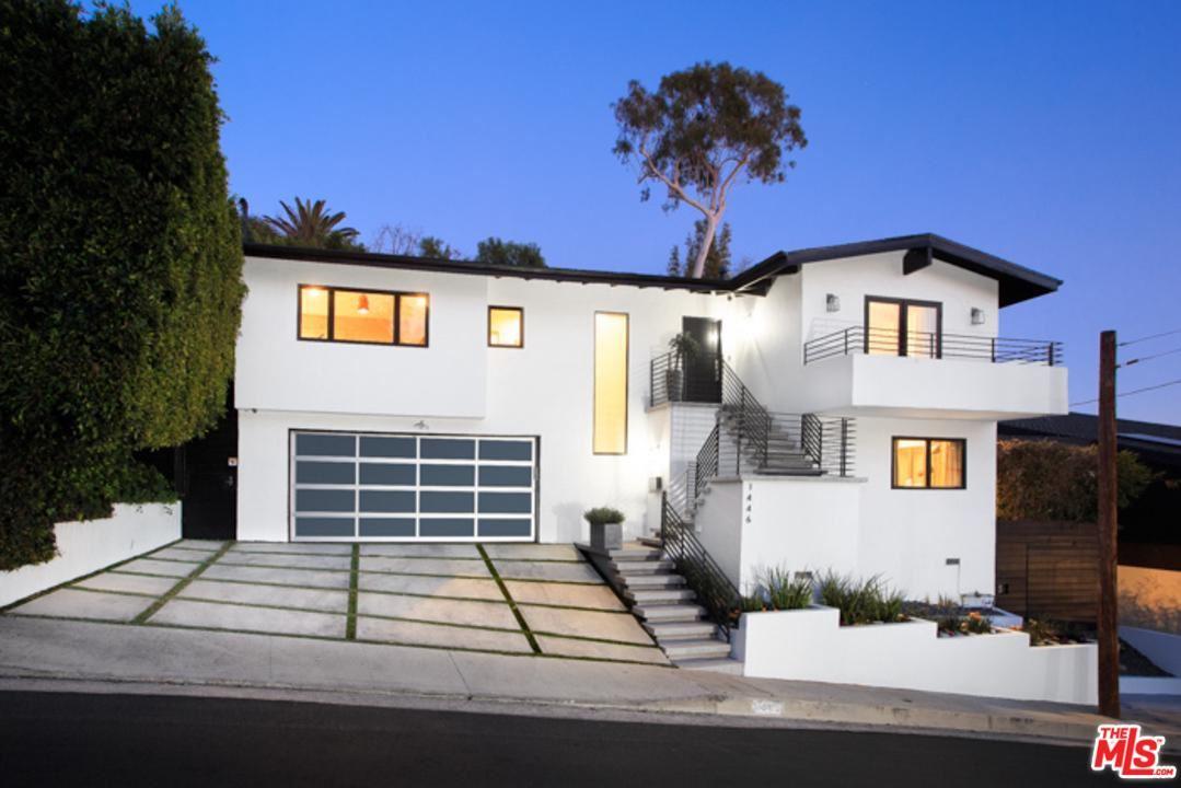 Photo of 1446 North KINGS Road, Los Angeles , CA 90069 (MLS # 20556058)