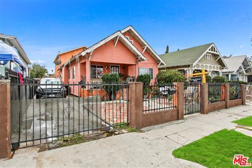 Photo of 620 West 43RD Place, Los Angeles , CA 90037 (MLS # 19537060)