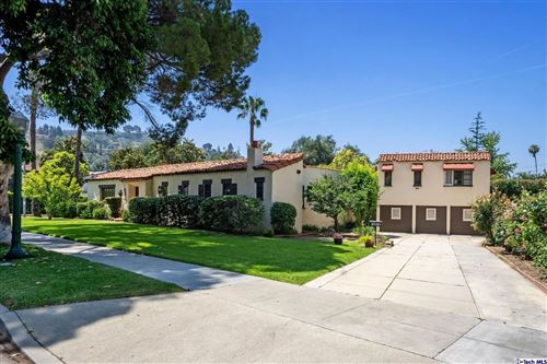 Photo of 1460 East MOUNTAIN Street, Glendale, CA 91207 (MLS # 319004060)