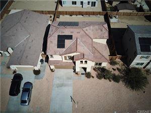Photo of 3609 HALF DOME Avenue, Rosamond, CA 93560 (MLS # SR19247061)