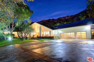 Photo of 3410 SERRA Road, Malibu, CA 90265 (MLS # 19507062)