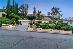 Photo of 3643 TERRACE VIEW Drive, Encino, CA 91436 (MLS # SR19169063)